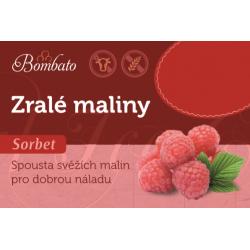 BOMBATO Zralé maliny 2,5l