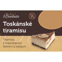 BOMBATO Toskánské tiramisu...