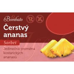 BOMBATO Čerstvý ananas 3,5l