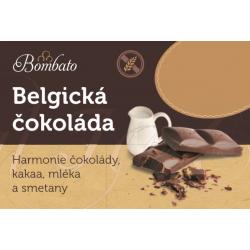 BOMBATO Belgická čokoláda 3,5l