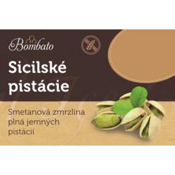 BOMBATO Sicilské pistácie 3,5l