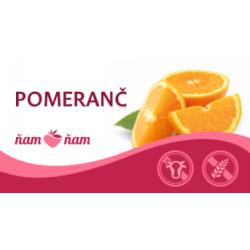 Sorbet Pomeranč 2,5l