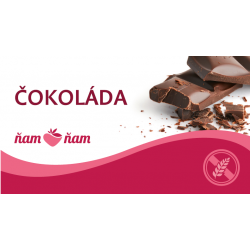 ČOKOLÁDA 4,75l