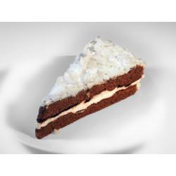 Maxi Kokosovo - mandlový dort