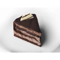 ** Bezlepkový čokoládový dort